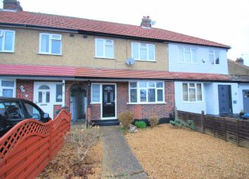 Thumbnail 3 bed terraced house to rent in Church Rise, Chessington