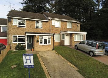 Thumbnail 3 bed terraced house for sale in Norton Road, Camberley
