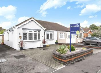 Thumbnail 2 bed semi-detached bungalow for sale in Celia Crescent, Ashford, Surrey