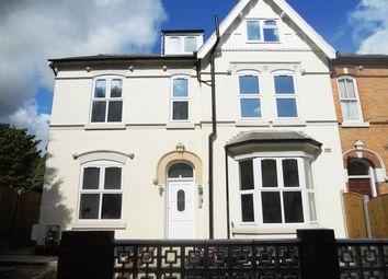 Thumbnail 1 bed flat to rent in 479 Gillott Road, Edgbaston, Birmingham
