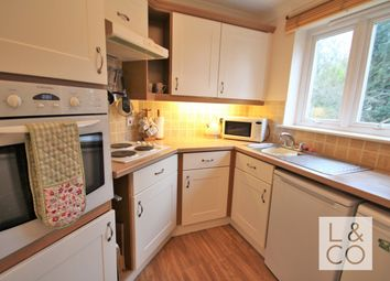 Thumbnail 1 bed flat to rent in Monmouth Court, Bassaleg Road, Newport