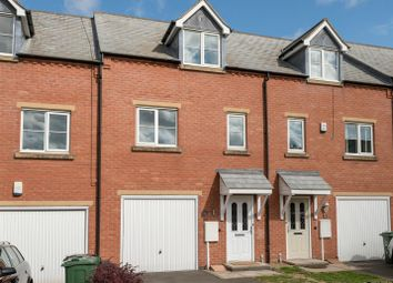 Thumbnail 3 bed town house for sale in Charles Hall Close, Shepshed, Loughborough