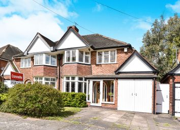 Thumbnail 3 bed semi-detached house for sale in Chestnut Drive, Erdington, Birmingham