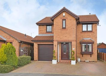 Thumbnail 4 bed detached house for sale in Rose Way, Killamarsh, Sheffield