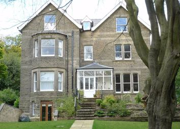 Thumbnail 2 bed flat to rent in Park Road, Buxton, Derbyshire