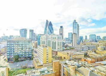 Thumbnail 1 bed flat for sale in Crawford Building, The City, London