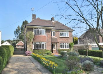 Thumbnail 4 bed detached house for sale in Bowes Hill, Rowlands Castle