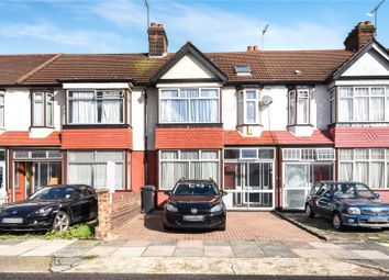 Thumbnail 4 bedroom terraced house for sale in Kenmare Gardens, Palmers Green, London