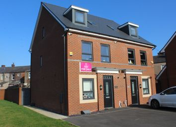 Thumbnail 4 bedroom semi-detached house for sale in Charlton Street, St Martins View, Castleton