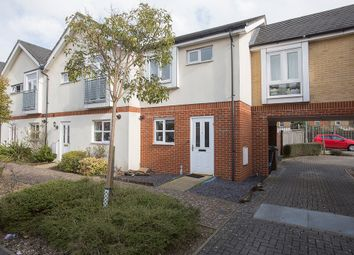 Thumbnail 3 bed end terrace house for sale in Whitehall Close, Borehamwood