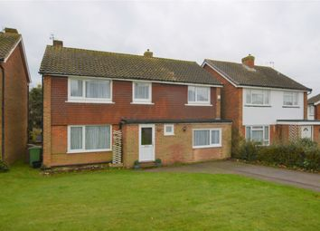 Thumbnail 5 bed detached house for sale in Ghyllside Way, Hastings