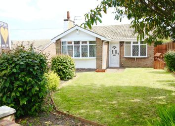 Thumbnail 2 bedroom detached bungalow for sale in Vicarage Close, Silksworth, Sunderland