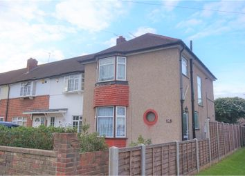 Thumbnail 3 bed end terrace house for sale in Berkeley Drive, West Molesey