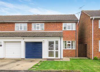 Thumbnail 3 bedroom semi-detached house for sale in Greenfields, Earith, Huntingdon