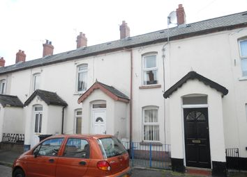 Thumbnail 2 bedroom terraced house to rent in Parker Street, Belfast