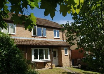 Thumbnail 3 bed semi-detached house to rent in Swallowfields, Andover