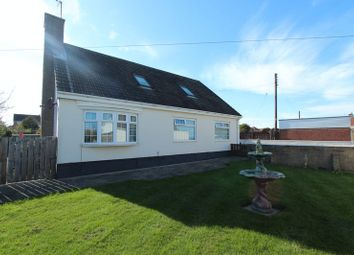 Thumbnail 3 bed bungalow for sale in North Road, Seaham