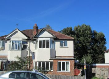 Thumbnail 4 bedroom semi-detached house to rent in Welbeck Avenue, Southampton
