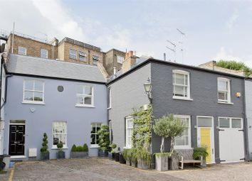 Thumbnail 2 bedroom terraced house for sale in Pembridge Mews, London