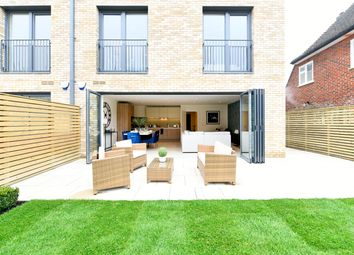Thumbnail 3 bed mews house for sale in Cambium, Victoria Drive, Southfields