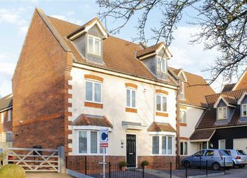 Thumbnail 5 bedroom detached house for sale in Foxley Place, Loughton, Milton Keynes, Bucks