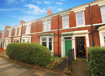 Thumbnail 4 bed terraced house for sale in Osborne Road, Jesmond, Newcastle Upon Tyne
