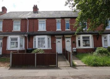 Thumbnail 2 bedroom end terrace house for sale in Rotherham Road, Holbrooks, Coventry
