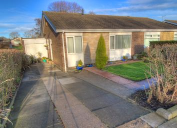 Thumbnail 2 bed bungalow for sale in Mirlaw Road, Cramlington