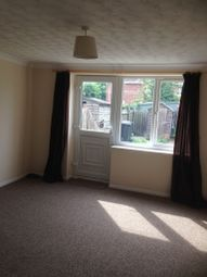 Thumbnail 2 bed terraced house to rent in Blackthorn Court, Soham, Ely