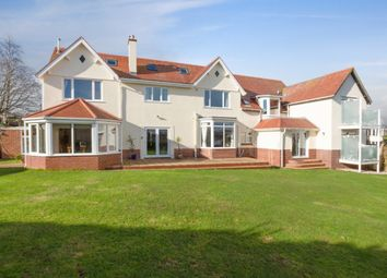 Thumbnail 5 bedroom detached house for sale in Cliff Road, Torquay