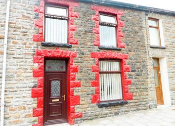 Thumbnail 3 bed terraced house for sale in Alexandra Road, Pentre