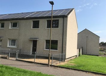 Thumbnail 3 bedroom end terrace house for sale in Montieth Court, Alloa