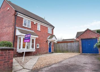 Thumbnail 3 bed detached house for sale in Lowry Close, St. Ives