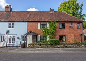 Thumbnail 2 bedroom terraced house for sale in London Road, Horndean, Waterlooville