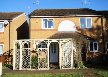 Thumbnail 2 bed end terrace house for sale in Brambling Close, Bushey WD23.