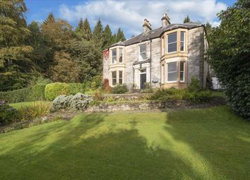 Thumbnail 7 bed detached house for sale in Strathdevon House, Harviestoun Road, Dollar