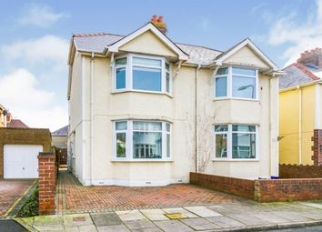 Thumbnail 2 bed semi-detached house for sale in Vernon Road, Porthcawl