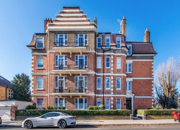 Thumbnail 3 bed flat for sale in Hauteville Court Gardens, Stamford Brook, London