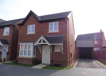 Thumbnail 4 bedroom detached house to rent in Hutton Road, Kineton, Warwick