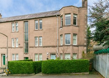 Thumbnail 3 bed flat for sale in Learmonth Crescent, Comely Bank, Edinburgh