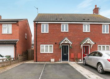 Thumbnail 3 bed semi-detached house to rent in Cedar Road, Blaby, Leicester