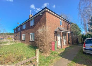 Thumbnail 2 bed flat for sale in Hereward Place, Scunthorpe