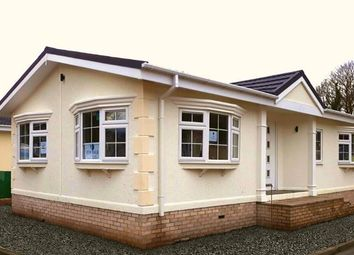 Thumbnail 2 bed mobile/park home for sale in Park Road, Penwortham Residential Park, Penwortham, Preston
