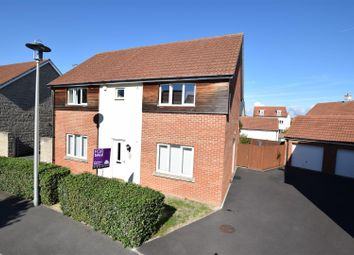 Thumbnail 4 bed detached house for sale in Fennel Road, Portishead, Bristol