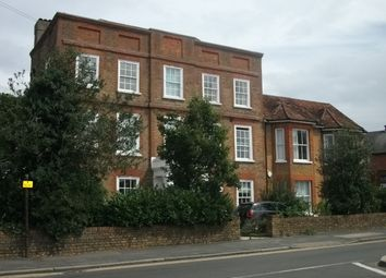 Thumbnail 1 bed flat to rent in Bridge Road, Chertsey