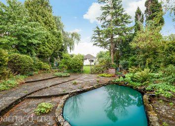 Thumbnail 3 bedroom detached bungalow for sale in Claremount Gardens, Epsom