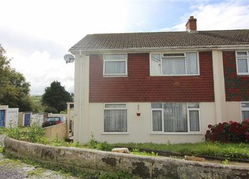 Thumbnail 3 bed end terrace house for sale in Sowden Park, Barnstaple
