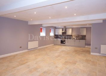Thumbnail 3 bed end terrace house to rent in East Market Street, Newport