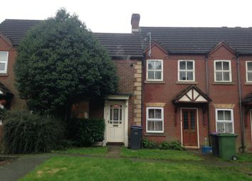 Thumbnail 1 bed terraced house to rent in Sheepwell Court, Ketley Bank, Telford