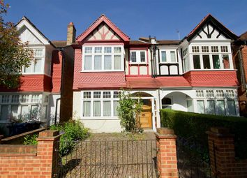 Thumbnail 4 bed semi-detached house for sale in Wimborne Gardens, London